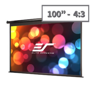Elite Pantalla Spectrum electric 100V+etiqueta