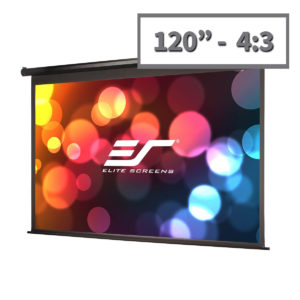 Elite Pantalla Spectrum electric 120V+etiqueta