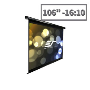 Elite Pantalla VMAX2 electric 106″+etiqueta